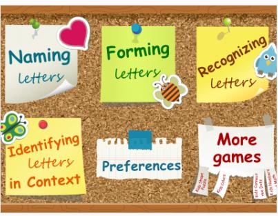 Kids ABC Letters Lite App Review