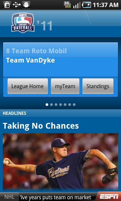 ESPN FLB 2011 Premium App