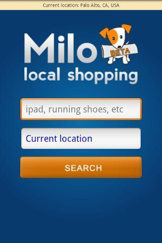 Milo Shopping App Review