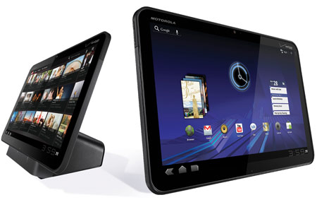 Sprint To Release WiFi For Motorola Xoom On May 8th