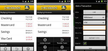 Checkbook App Review