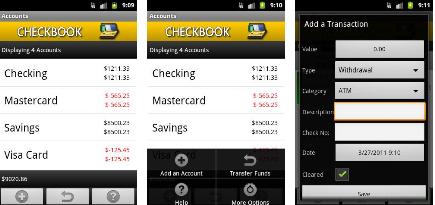 Checkbook App Review