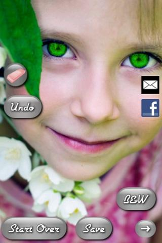 Eye Color Booth App Review