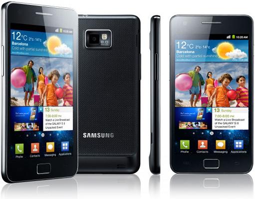Samsung Galaxy S II Rooted