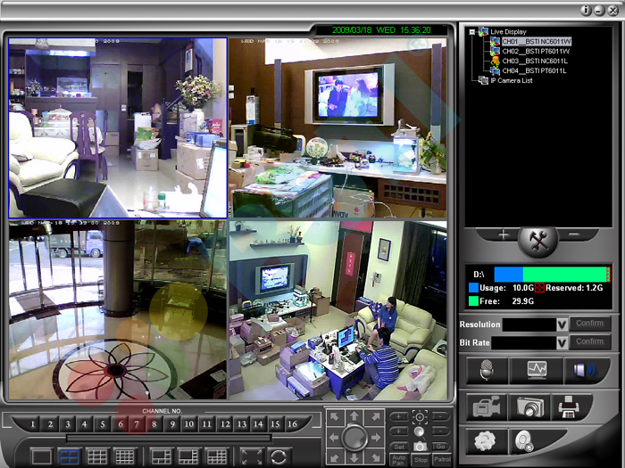 Forget What If?s – Get IP Cam Viewer