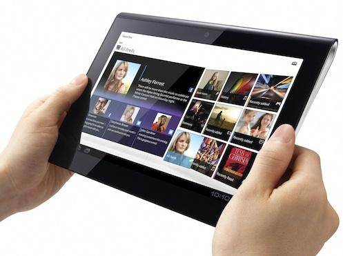 Sony S1 Honeycomb Android Tablet