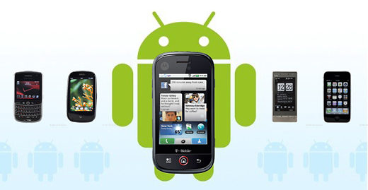 android share grows