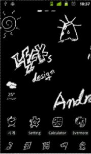 go_launcher_graffiti_theme