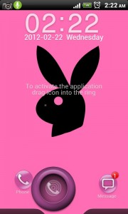 bunny theme go locker