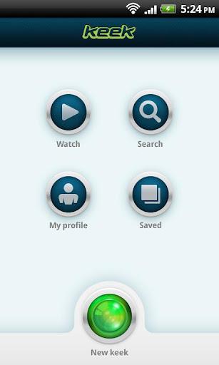 keek app