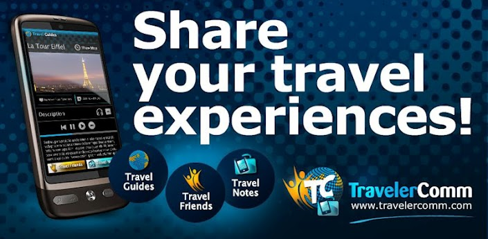 TravelerComm - Make your Journey Easy and Pleasant