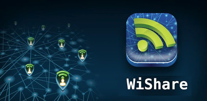 WiShare – Share Your Wi-Fi With Friends Securely