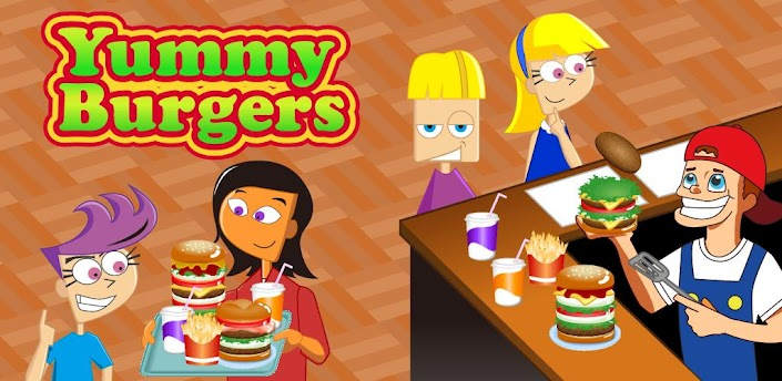 Yummy Burgers – Enjoy Making Burgers for Customers