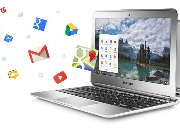 Google Launches Chromebook
