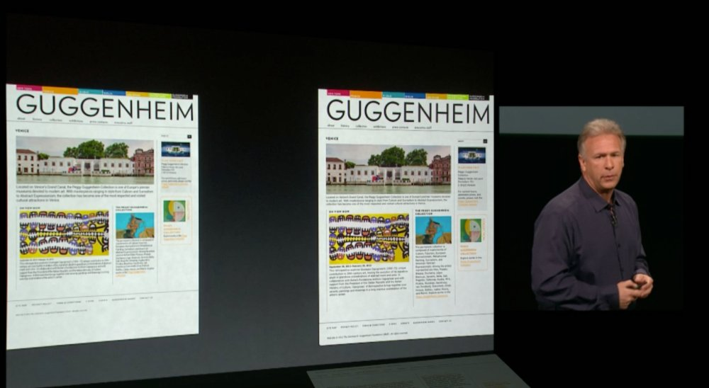 Apple Compared iPad Mini With Nexus 7 At Launch