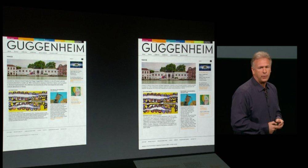 Apple Compared iPad Mini With Nexus 7 At Launch