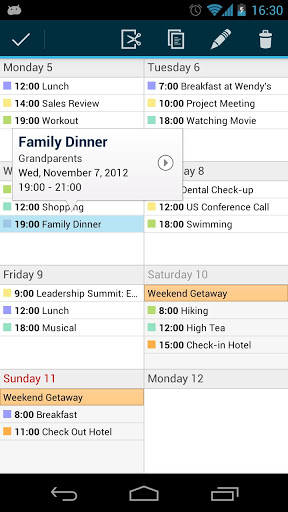 DigiCal – Schedule Your Tasks and Accomplish Them on the Go