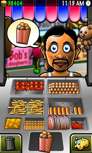 Streetfood Tycoon – Become a Business Magnate By Selling Street Food