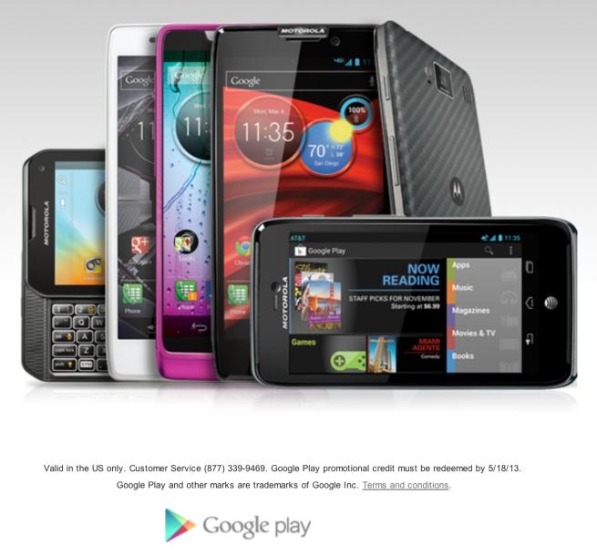 Motorola-$50-Google-Play-App-Credit-Offer