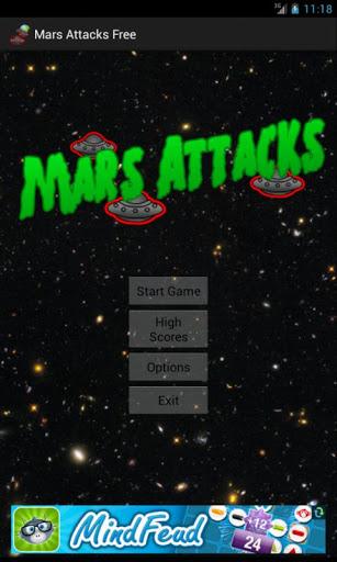 Mars Attacks Free – Really a fun and addictive gameplay