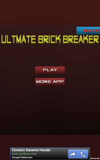 Ultimate Brick Breaker