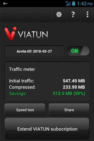 Viatun 4 VPN – Save Money on Your Internet Data Plans