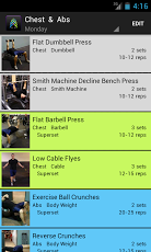 Gym Guru Pro, Workout, Fitness