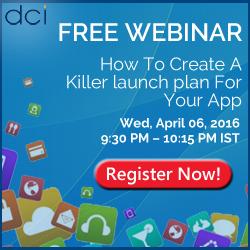 DCI Free Webinar Banner