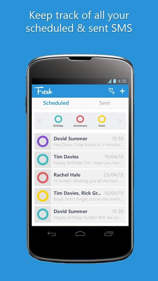 Text Tracker