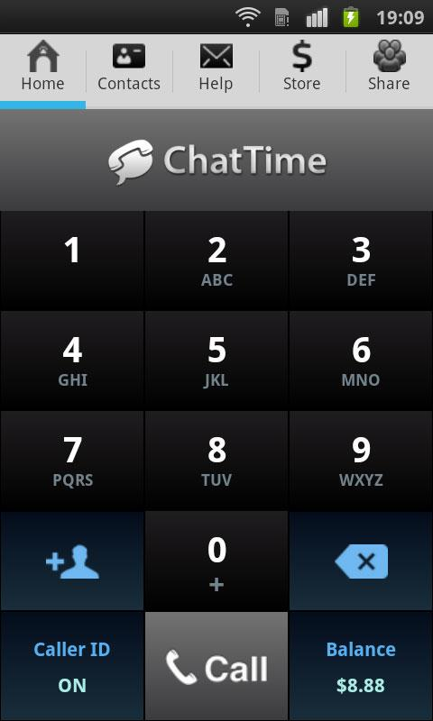 International Calling App for Android