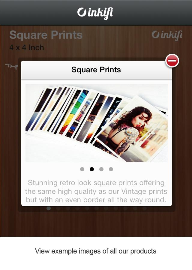 Photo Print App for Android