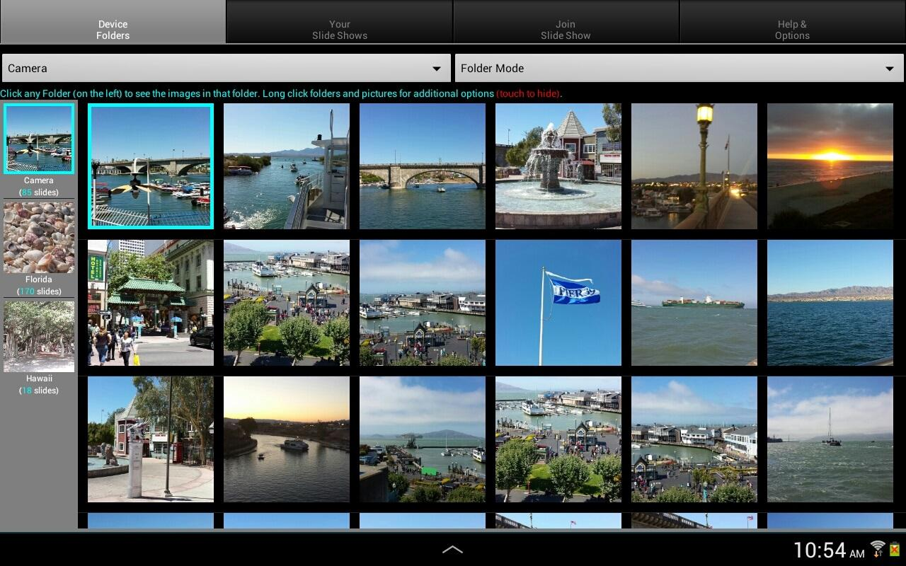 Photo Slider App for Android