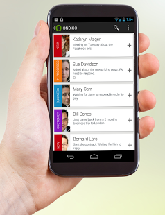 Mobile CRM App for Android