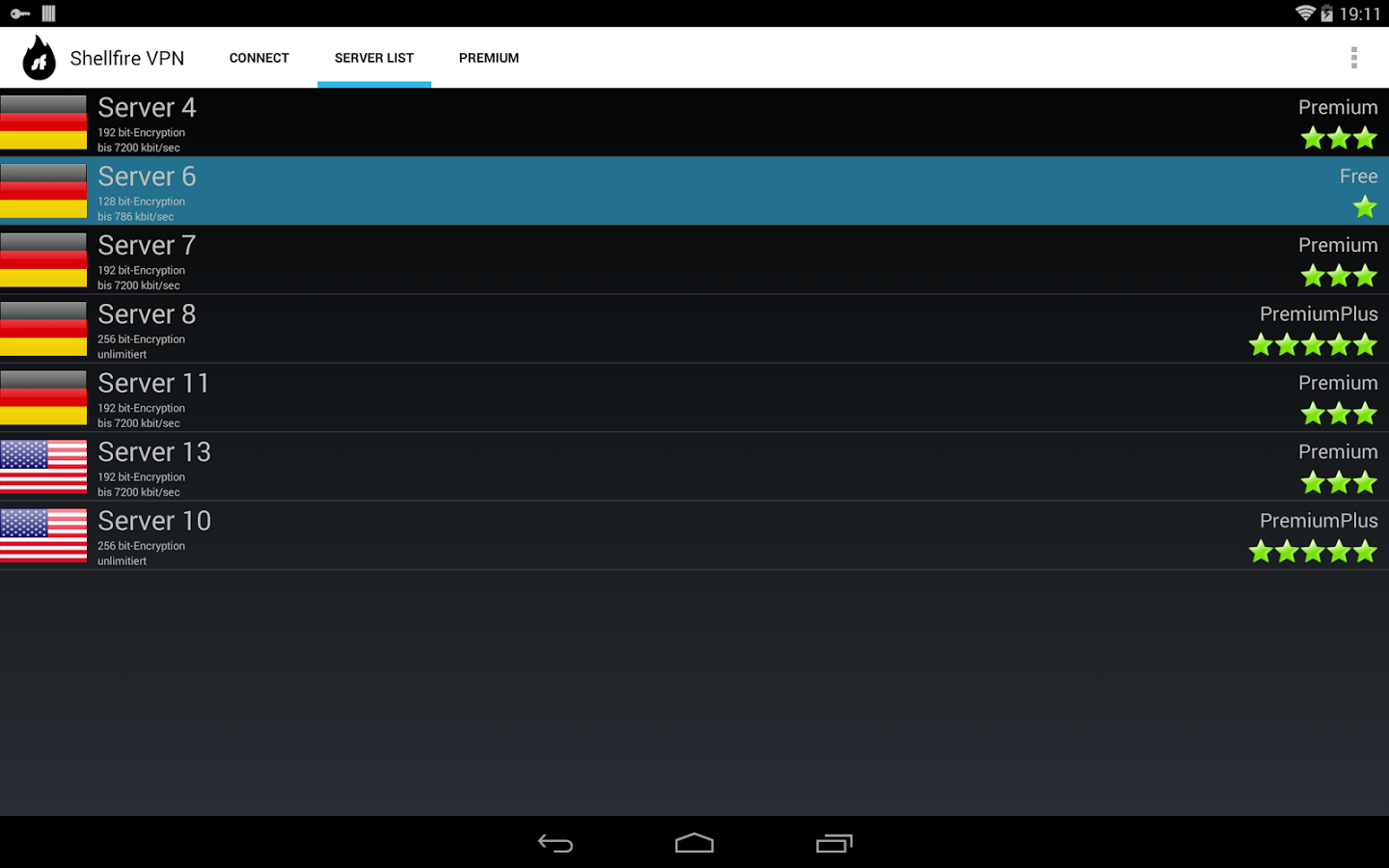 Android Web Browsing App