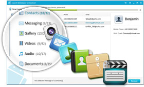 MobiSaver Data Recovery Software