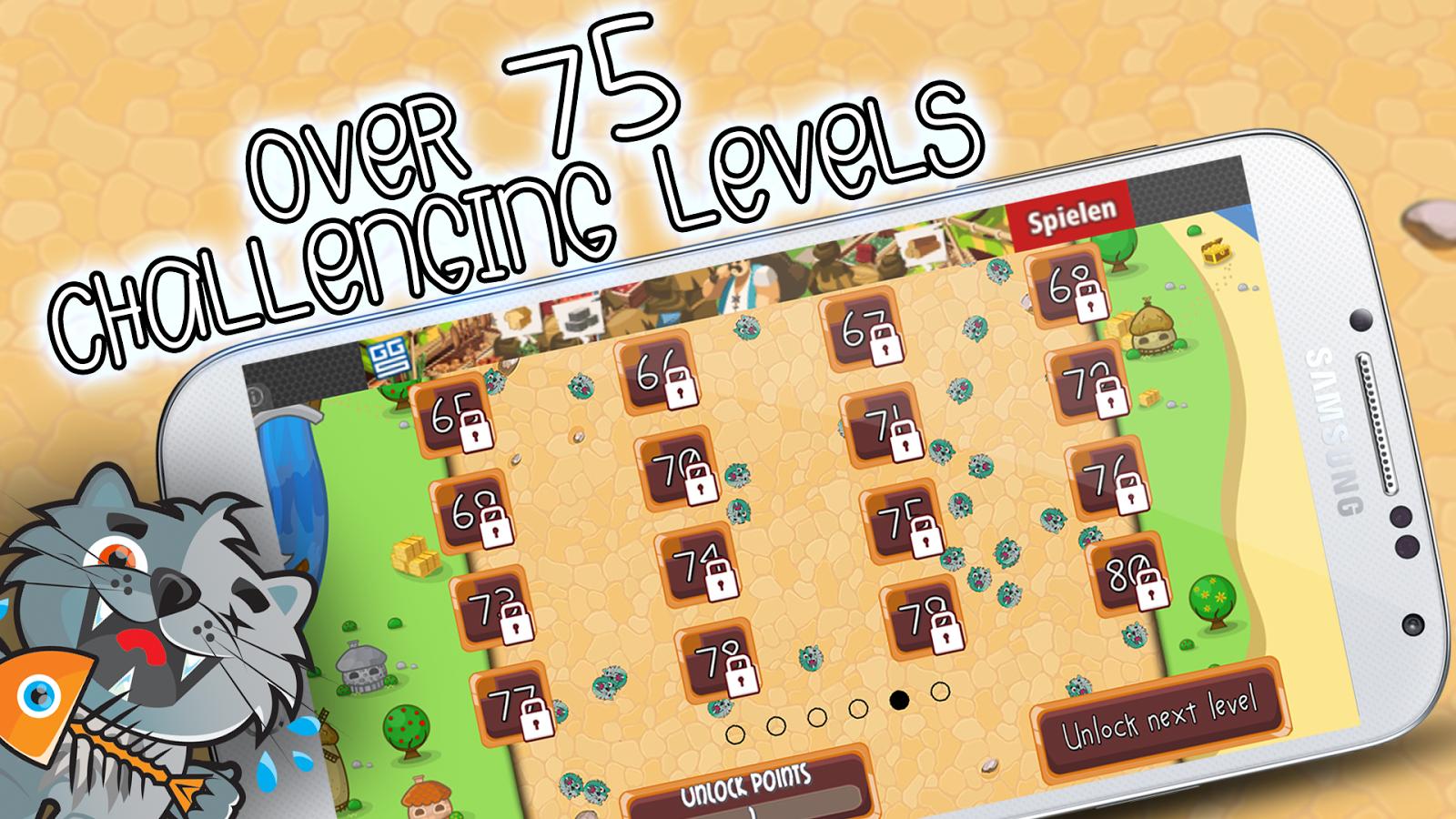 Cat Smashing Game Android