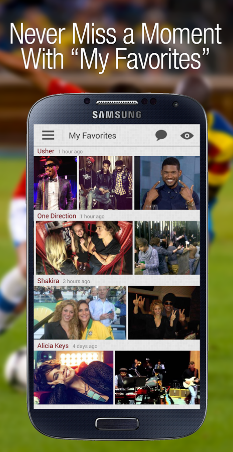 Android News Apps for Celebrity