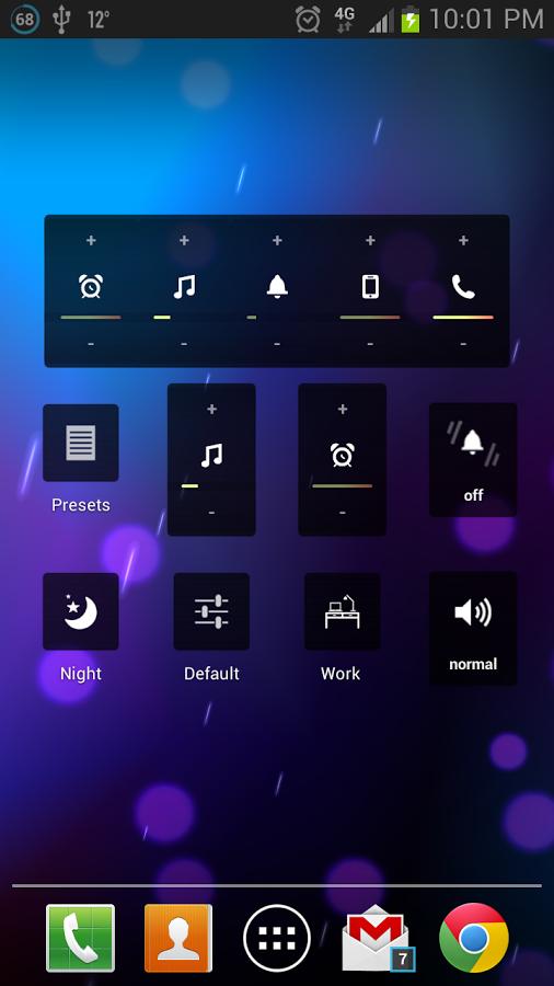 Ringtone Sound Control Apps