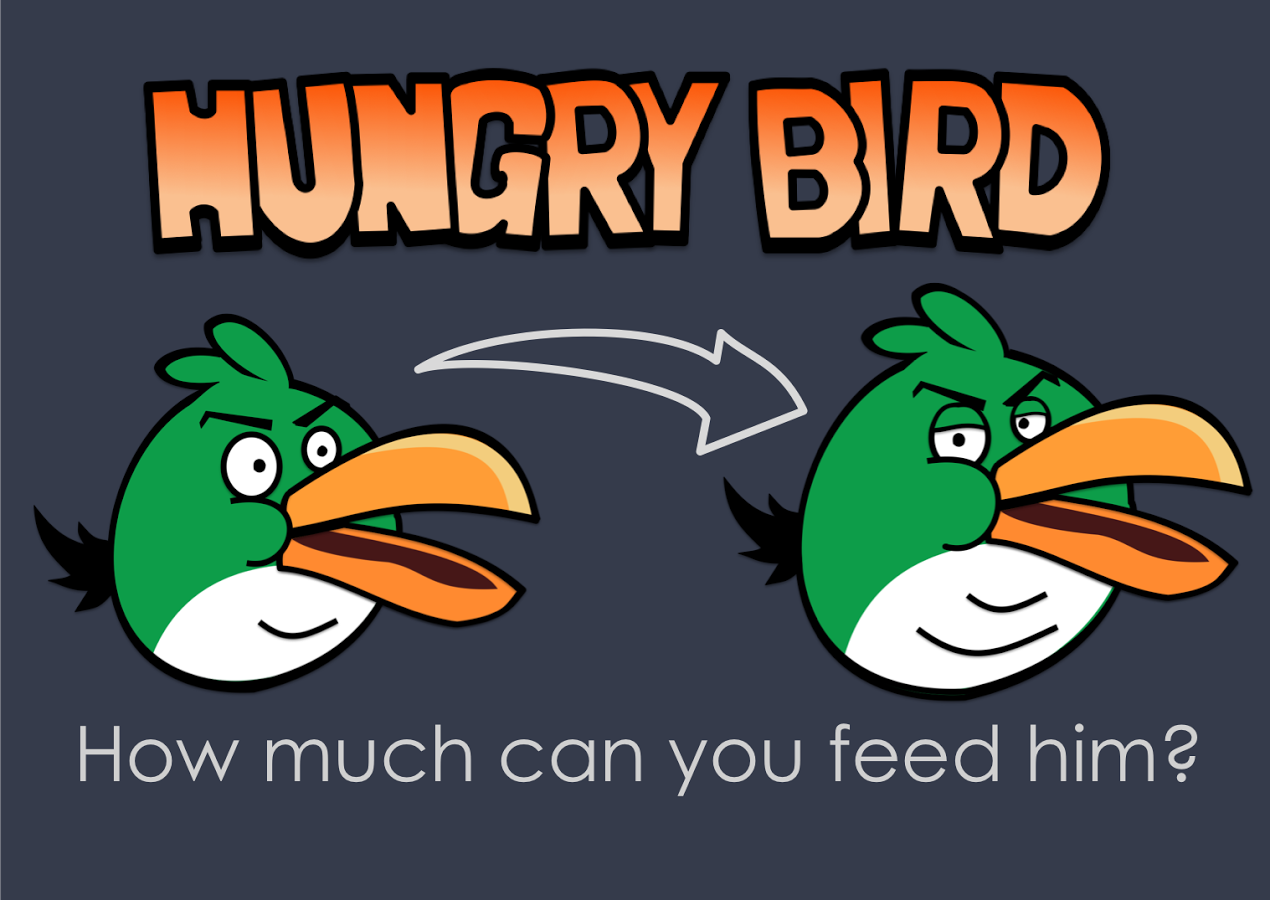 Hungry Bird Games Android