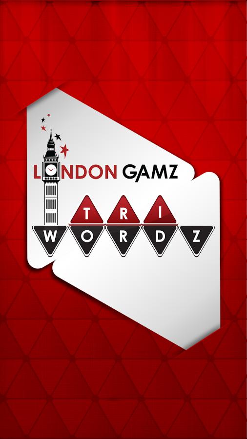 Tri Word Puzzle Games