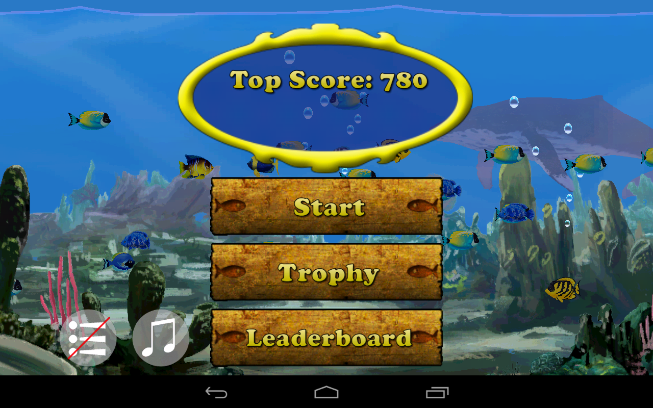 Ocean Fish Hunt Game