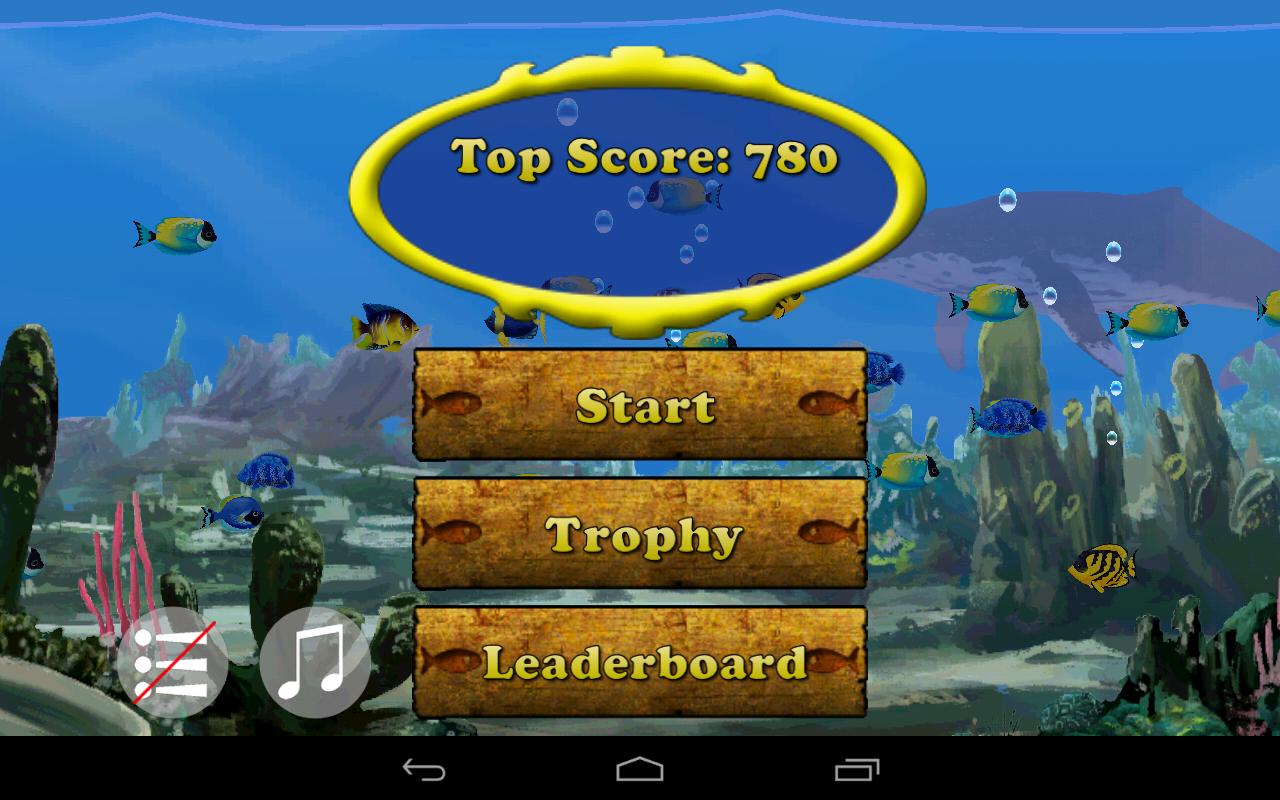 Ocean Fish Hunt Game