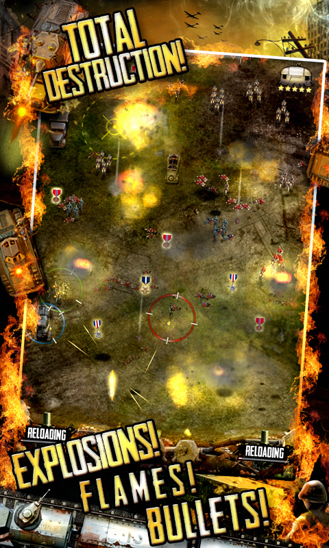 Defense 39 - Android game app