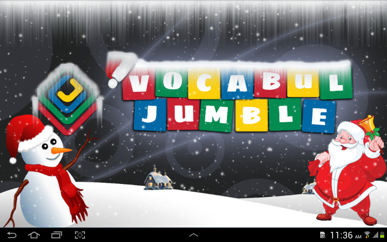 Vocabul Jumble for Android