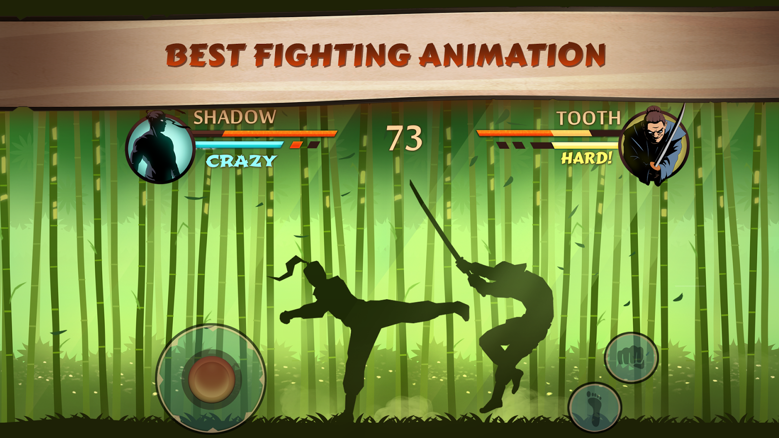 Classical Fight Game for Android