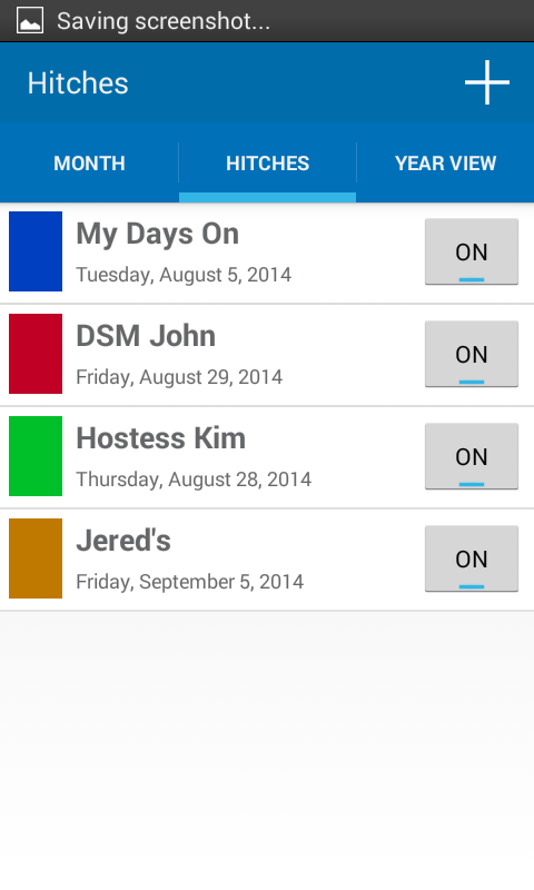 Oilfield Calendar for Android