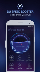 Android Speed Booster App