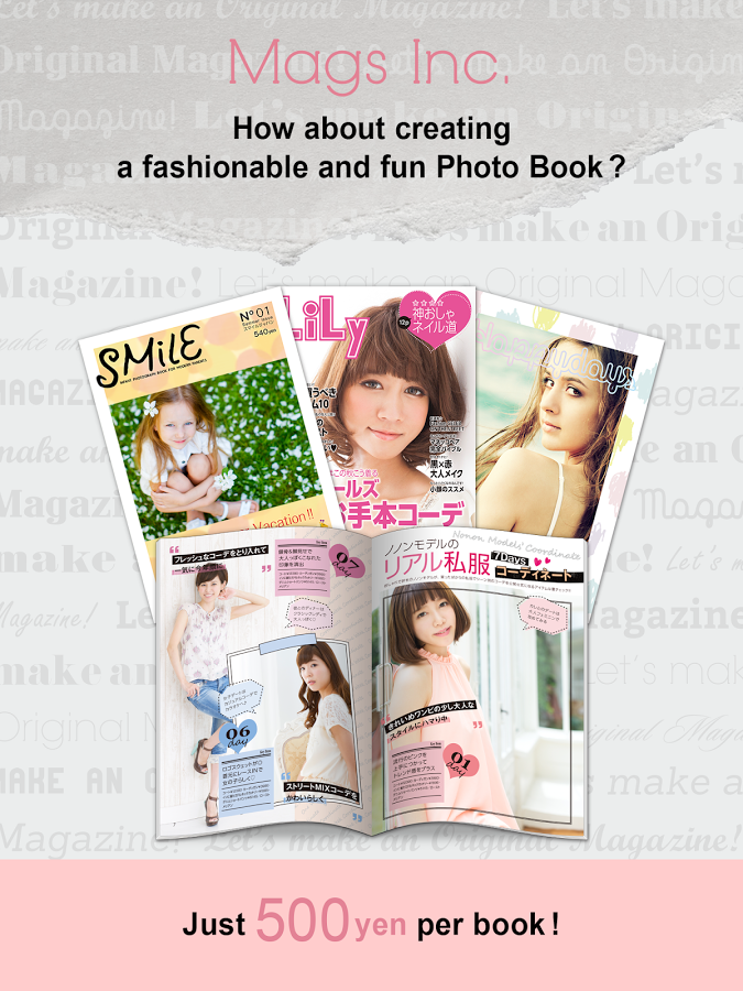Mags Inc Collage and PhotoBook for Android