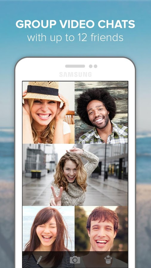 Rounds Video Chat & Group Call for Android