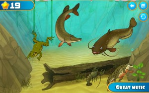 Underwater Sea Creatures App